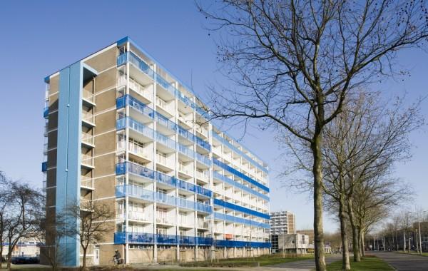 Renovatie Carmenplein, Alphen aan den Rijn