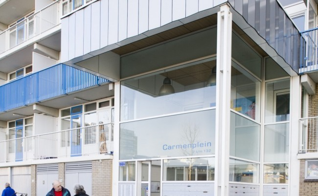Wonen Centraal: Carmenplein