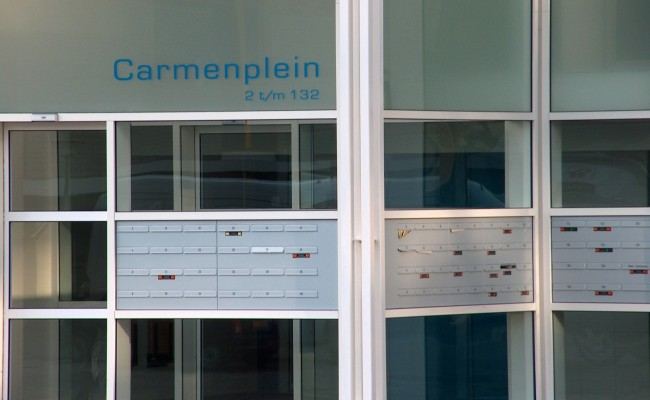 Carmenplein Alphen aan den Rijn
