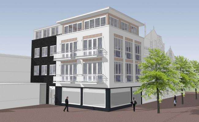 Appartementen Pieter Doelmanstraat Alphen