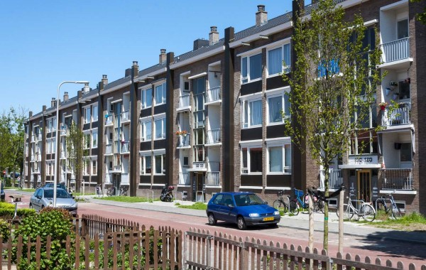 Renovatie Pieter Florisstraat