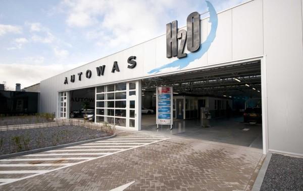 Autowas H2O, Leiden